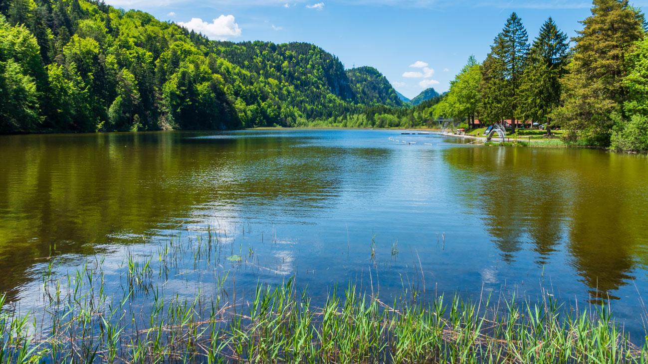 Führung ins Faulenbacher Tal bei Füssen,